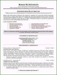 Electrician Apprentice Resume Samples 47 Unbelievable Electrician Resume Examples You Have To Know