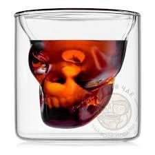 Купить <b>термобокал Walmer Skull</b> с двойными стенками, 0.08 л ...