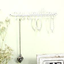 jewelry hooks for wall necklace wall hangers necklace wall hangers jewelry hooks and hangers jewellery wall