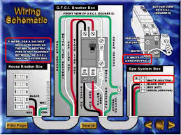 wiring diagram amp gfci breaker wiring image gfci wiring diagram for dummy s gfci wiring diagrams car on wiring diagram 50 amp gfci