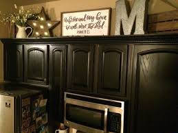 should you decorate above kitchen cabinets medium size of inside design 9