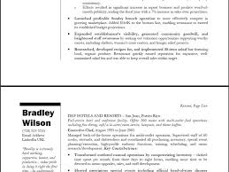 Extremely Skills Of A Chef Resume Endearing Sample Free Example And