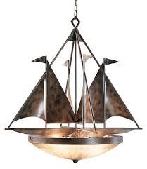 beachy lighting. sailboats chandelier beach roomchandelier lightinghouse beachy lighting