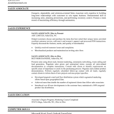 Wine Retail Resume Example Templates Sample Written Samples
