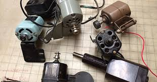 12 Amp Sewing Machine Motor