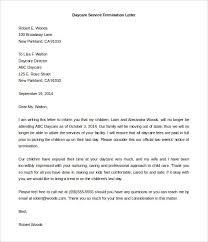 Child Care Letter Template Child Care Letter Template Rome Fontanacountryinn Com