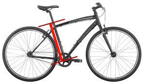your height bike size hybrid bike size chart