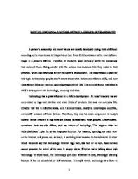 Child Development Essays How To Write The Perfect College Essay Sara Laughed Child