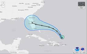 Hurricane Dorian Florida Tracker What Time Will Hurricane