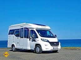 Praxis Test Reisemobil Hobby Optima De Luxe V 60 Gf Deutsches