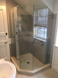 we ll help bring your vision to life with custom designs shower doorore save space in your bathroom today with an elegant neo angle enclosure that
