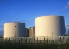 Crude Oil Storage Tanks Types Design Dimensions