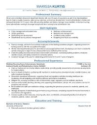 Resume Templates: Dietitian