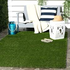 faux grass rug vista verdant green indoor outdoor fake rugs for