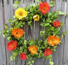 summer wreaths for front doorHorns Handmade  Front Door Wreaths  Christmas Wreaths  Tree