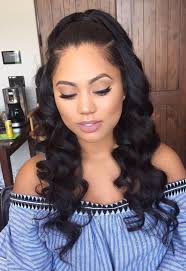 Sew In Hair Style 101 Best Half & Half Hairstyles Images Black Girls 2417 by wearticles.com