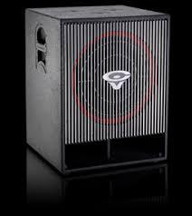 cva 118 cerwin vega active series speakers subwoofers