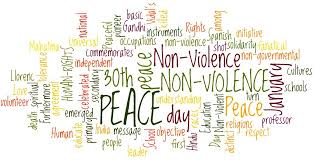 essay on the path of truth and non violence as stated by gandhiji