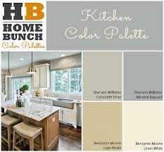 kitchen color palette sherwin williams colonade gray sherwin williams mineral deposite benjamin moore