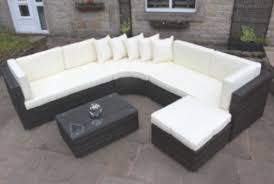 rattan outdoor curved corner sofa set garden furniture outdoor furniture curved patio furniture amazoncom patio furniture