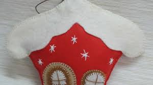 American Felt U0026 Craft  Blog  Tutorials Tips Ideas And All Christmas Felt Crafts