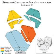 Segerstrom Hall Seating Chart Tickets Something Rotten Costa Mesa Ca At Ticketmaster