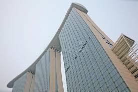 infinity pool singapore edge. Download Marina Bay Sands - Singapore Hotel With Infinity Pool Stock Image Of Edge