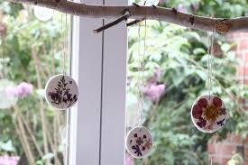 Fensterdeko Sommer Lavendelblog