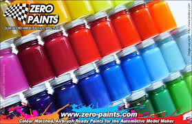 Automotive Paint Color Mixing Chart Custom Paint Mixing Service 60ml Zp 1000 Zero Paints