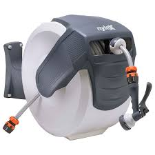 nylex 30m automatic hose reel