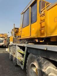 Demag Ac265 All Terrain Crane Rental Service In Panvel Navi