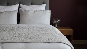 vintage wash linen bedding silver mist