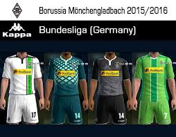 This page displays a detailed overview of the club's current squad. Pes 2013 Borussia Monchengladbach 15 16 Gdb V1 By Dark Shimy Pes Patch