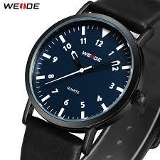 <b>WEIDE</b> New Simple Women Watches <b>Top Brand</b> Stylish Model PU ...