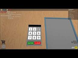 roblox code for the normal elevator