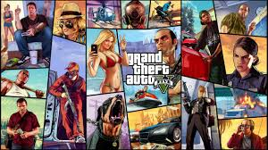 grand theft auto gta 5 vector graphics games wallpaper