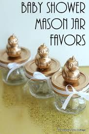 mason jars baby shower baby shower mason jar favors add a simple topper to mason jars mason jars baby shower