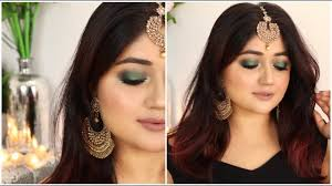 indian wedding makeup looks for day night clista