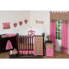 Sweet Jojo Designs Cheetah Girl Collection Amazon Com Sweet Jojo Designs Cheetah Pink Collection 4