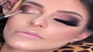 smokey eye makeup video free