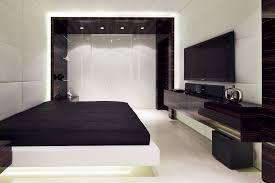 simple master bedroom interior design. Black And White Master Bedroom InteriorDecorating Ideas With TV Wall Simple Master Bedroom Interior Design X