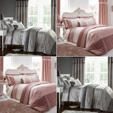 catherine lansfield gatsby sequin duvet cover bedspread curtains