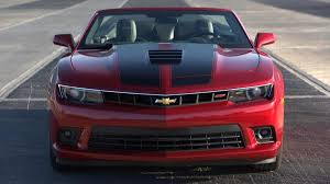 2014 Chevrolet Camaro 2SS Convertible review notes | Autoweek