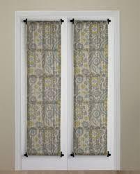 front door window curtainsAdorable Curtains For Front Door and Front Door Curtain Panel Best