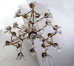 a 19th century french gilt gronze and cut glass fourteen light chandelier