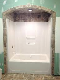 shower and tub surrounds shower tub surround shower wall options surround ideas tub tile installing new
