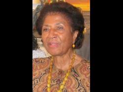 Patsy Robertson remembered for eloquence, competence, charm   News    Jamaica Gleaner