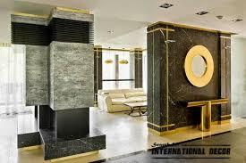 Decorative Columns Interior Design Magnificent Decorative Columns Stylish Element In Modern Interior My Home Design