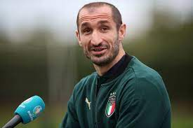 Just like at Juventus, Giorgio Chiellini has seen Italy's bad times turn  for the better - Black & White & Read All Over