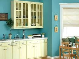 Grey Kitchen Cabinet Ideas Manificent Beautiful Sky Blue Wall Paint ...